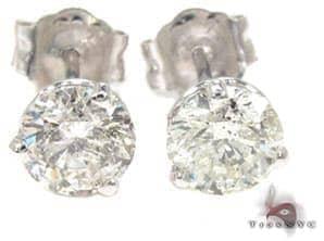 Diamond Studs 19863 Diamond Stud Earrings