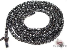 Black Gold Diamond Chain