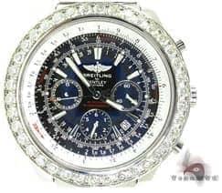 Breitling Bentley Special Edition Black Dial Watch Breitling